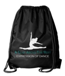 EOD Drawstring Dance Bag