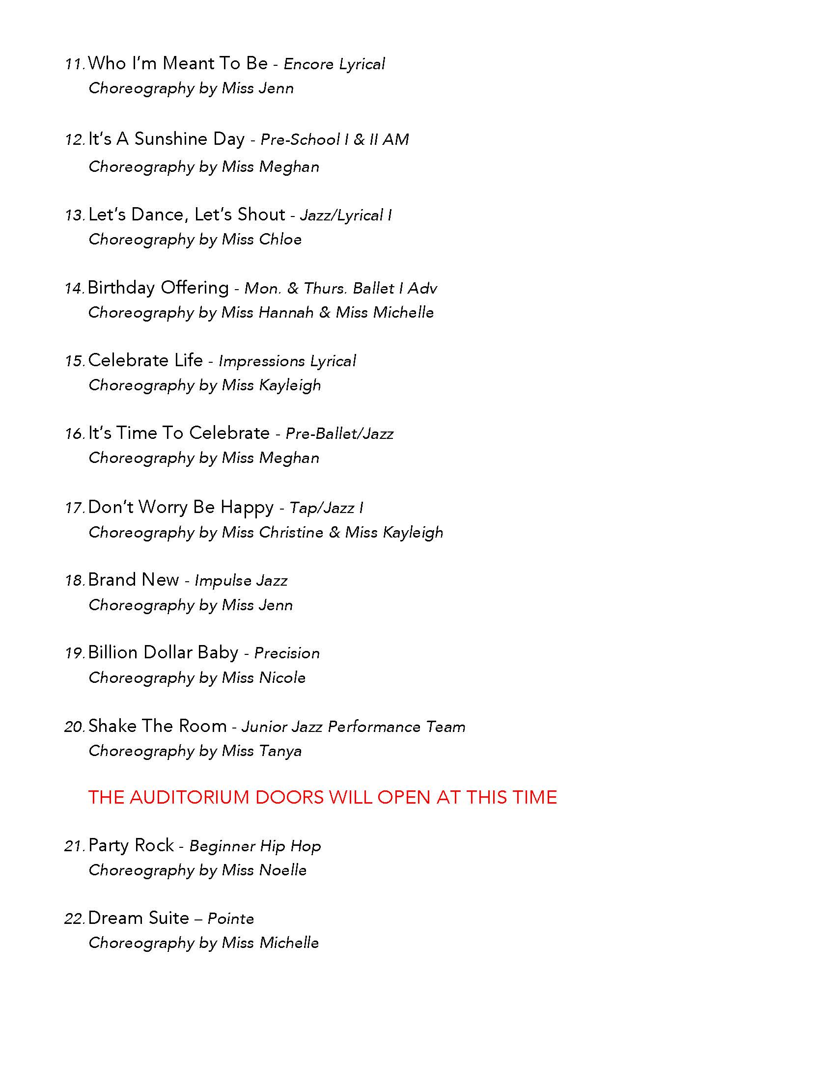 Recital Line up 2020 website stage times_Page_2